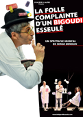 "Captation de spectacle ""La folle complainte d'un bigoudi esseulé"""