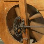 Ventilateur du tarare - Moulin de Sugy