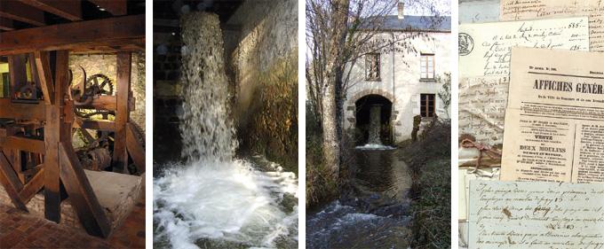 Bande projet Moulin